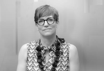A headshot of Lara Newman.