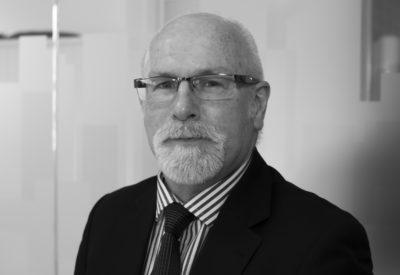 A headshot of Mark Milbourn.