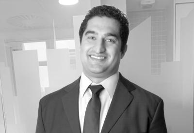 A headshot of Naheem Kharyat Siddiq.