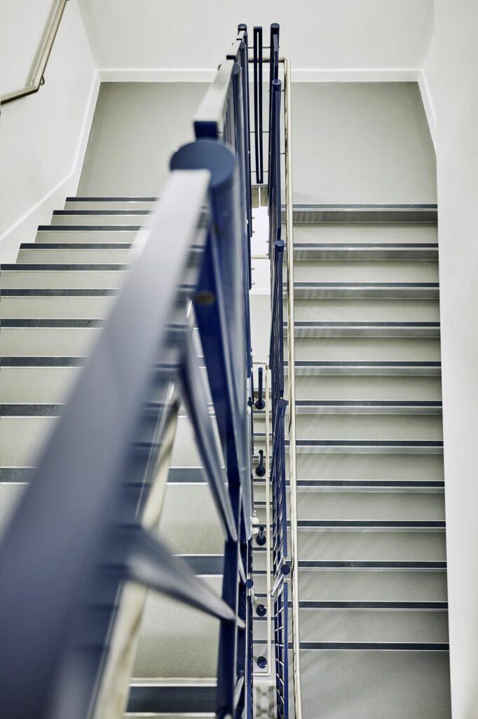 Staircase in Ark Soane